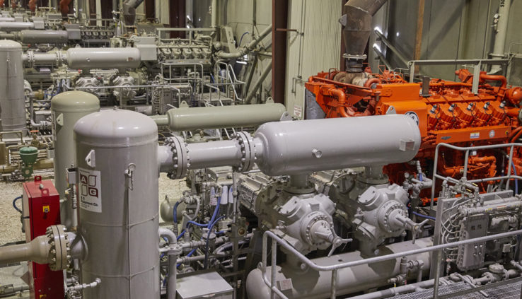 Pelatihan Ariel Waukesha Compressor and Engine, Training Ariel Waukesha Compressor and Engine