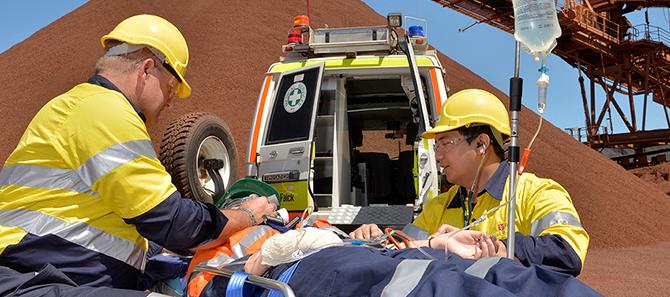 Pelatihan Medical Emergency Response Plan (MERP), Training Medical Emergency Response Plan (MERP)