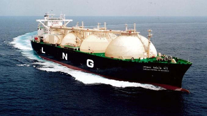 Pelatihan Liquefied Natural Gas, Training Liquefied Natural Gas