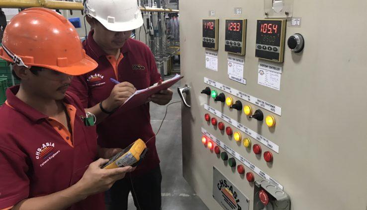 Pelatihan Pemeliharaan Electrical System, Training Pemeliharaan Electrical System